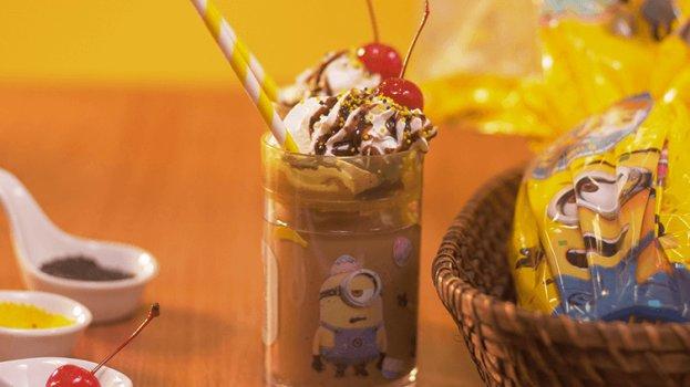 Milkshake de Chocolate