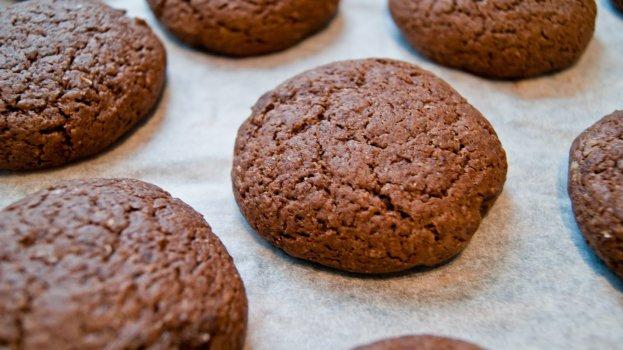 Cookie Proteico de Amendoim/cybercook