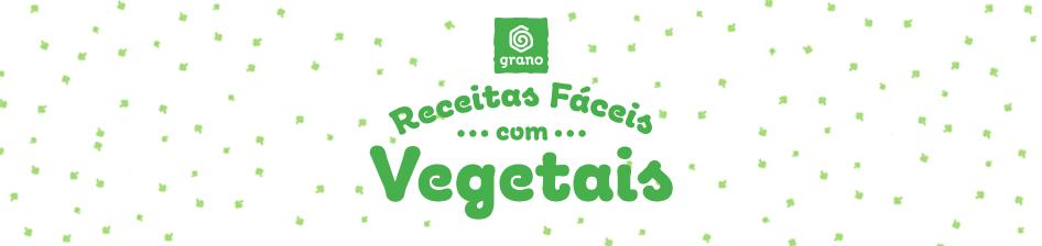 Receitas Rápidas com Vegetais